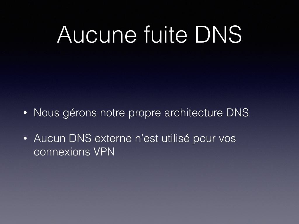 Protection DNS